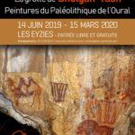 affiche Grotte de Shulgan Tash expo
