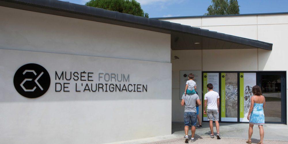 Musée Forum de l'Aurignacien