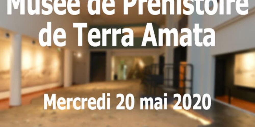 Terra Amata : réouverture du musée